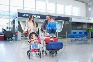 Aegean For Families - Κοντά στις οικογένειες με Νέες Υπηρεσίες