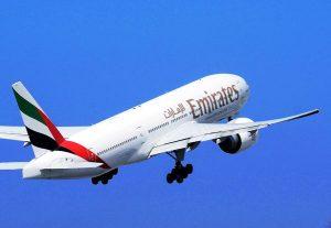 Η Emirates πραγματοποιεί πτήση 14.000 χλμ σε πιο σύντομο χρονικό διάστημα