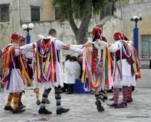 Διονυσιακό Καρναβάλι στη Νάξο