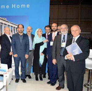 Για άλλη μια φορά δυναμικός ο κλάδος των τουριστικών γραφείων στο εξωτερικό:  Έκθεση TITE– Τεχεράνη