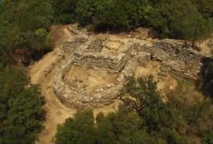 Aistotelis tomb