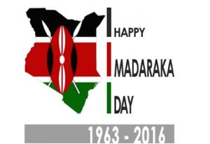 Madaraka day
