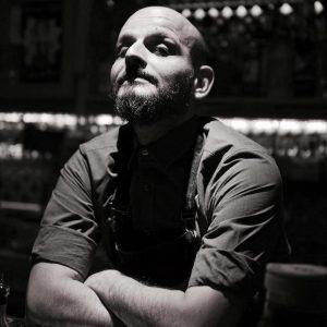Δημήτρης Κιάκος : Ιδιοκτήτης & Head bartender - The Gin Joint