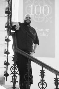 Σταμάτης Μαρμαρινός : Executive Chef - Poseidonion Grand Hotel
