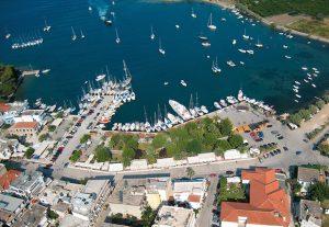 Port d'Epidaure               Epidavros harbour