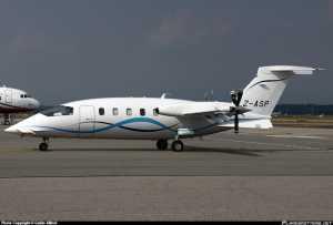 Ένα από τα αεροσκάφη της AVIOSTART επιχειρεί στην Ελλάδα