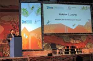 Πρόεδρος του Παγκόσμιου Δικτύου Γεωπάρκων εξελέγη ο Καθηγητής Νικόλαος Ζούρο
