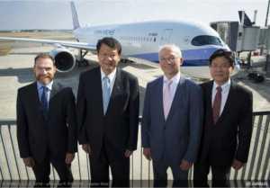 H China Airlines εντάσσει στο στόλο της το A350 XWB