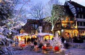 Χριστούγεννα στην Αλσατία.. ρομαντικό Στρασβούργο