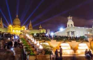 Χριστούγεννα στην Βαρκελώνη, Χιρονα και Φιγκερες