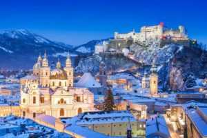 Χριστούγεννα στην Βιέννη & Σάλτσμπουργκ