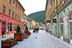 Χριστούγεννα στην Βουκουρέστι, Σινάϊα και καστρο Δράκουλα