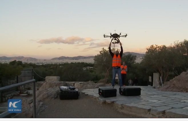 filming-with-drones-for-xinhua