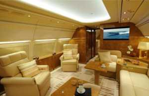 Εταιρικά Jet της Airbus: νέος σχεδιασμός στις καμπίνες μεγάλου μεγέθους