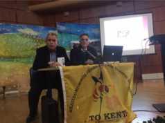 Ο Αντιπεριφερειάρχης Ανατολικής Αττικής στο 1ο Μελισσοκομικό Περιβαλλοντικό Συνέδριο Σαρωνικού