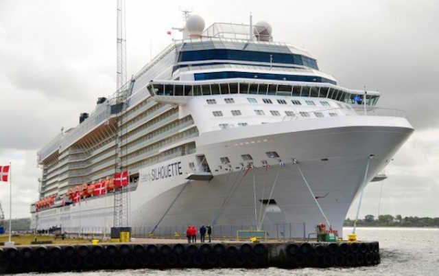 (VIDEO) Birth & Launch Of The Celebrity Silhouette « Home ...