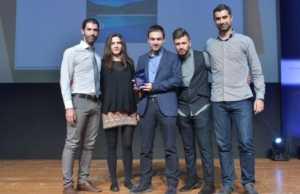 Το Discovergreece.com απέσπασε σημαντική διάκριση στα e-volution awards 2017