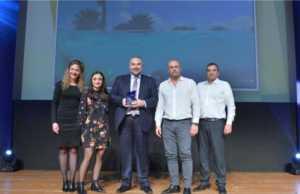 Χρυσό βραβείο στην ιστοσελίδα www.incrediblecrete.gr της Περιφέρειας Κρήτης