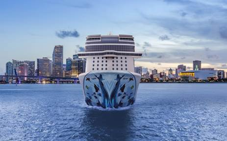 Norwegian Cruise Line's Norwegian Bliss to sail from Miami in winter 2018