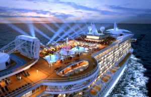 Another new ship on order for Princess Cruises