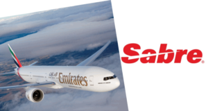 Sabre helps Emirates airline enhance traveller experience using merchandising technology