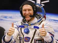 Ο αστροναύτης Tim Peake εγκαινιάζει επίσημα την έναρξη λειτουργίας του Airbus Foundation Discovery Space στο Stevenage