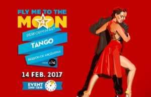 Τάνγκο και πάθος… στο αεροδρόμιο της Αθήνας! Τρίτη, 14 Φεβρουαρίου