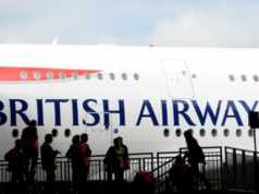 British Airways Union Announces four-day strike
