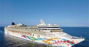 Norwegian Pearl shines with shipwide enhancements