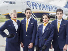Major Cabin Crew Recruitment Campaign for Ryanair