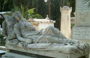 Στη Γλυπτοθήκη μεταφέρεται το άγαλμα της «Κοιμωμένης» του Χαλεπά