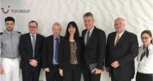 Συνάντηση της Υπουργού Τουρισμού με τους επικεφαλής της TUI (Βερολίνο, Γερμανία)