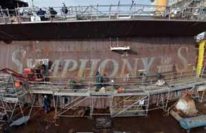 Symphony of the Seas το νέο κρουαζιερόπλοιο της Royal Caribbean Cruises Ltd.