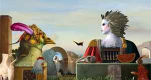 ΑΙΝΙΓΜΑ (AENIGMA) Ένα 3D ρέκβιεμ για τη Μορφή, τη Γυναίκα- Θεά, την αιώνια Εύα, την Τέχνη