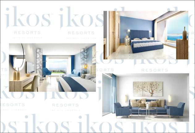 Η ριζική ανακαίνιση του Ikos Oceania στα πλαίσια του Infinite Lifestyle μοντέλου