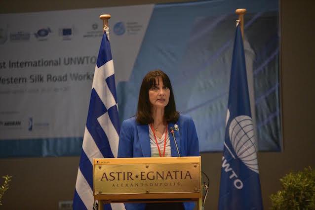Στην Αλεξανδρούπολη, η πρώτη διεθνής διημερίδα του Παγκόσμιου Οργανισμού Τουρισμού για το Δυτικό Δρόμο του Μεταξιού