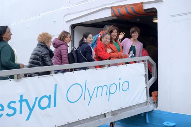 Celestyal Cruises Άνοιγμα κινέζικης αγοράς στην ελληνική κρουαζιέρα