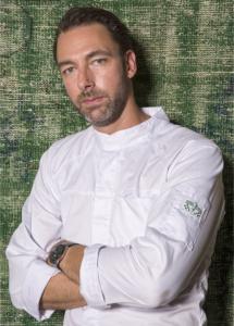 Chef Egon Van Hoof