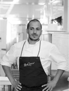 Chef Joël Castanyé Daniel