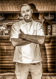 Chef Robert Maas