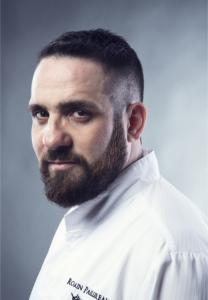 Chef Romain Paillereau