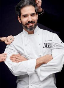Chef Stefano Deidda