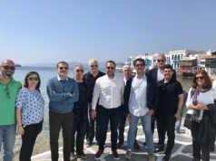 Δήμος Μυκόνου στόχος η αναστήλωση του αρχαιολογικού χώρου της Δήλου