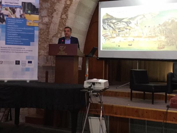 Η βιώσιμη κινητικότητα & ανάπτυξη σε εκδήλωση στο Ρέθυμνο που είναι η μοναδική Ελληνική πόλη που έχει ενταχθεί στο πρόγραμμα CIVITAS