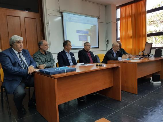 Ο αρκάς Γιάννης Ρέτσος εισηγητής στο Μεταπτυχιακό Πρόγραμμα Σπουδών