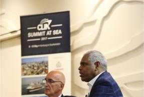 «Summit at Sea 2017»: Μια αποτελεσματική εκδήλωση με μεγάλη προσέλευση από την CLIA, τη Διεθνή Ένωση Κρουαζιέρας