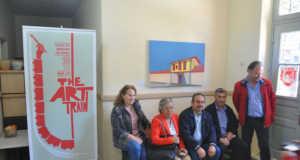 """""""Εν συρμώ 2017 - The art train"""": Ψυχαγωγία και συγκίνηση σε Καλάβρυτα και Διακοπτό το περασμένο Σαββατοκύριακο"""