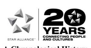 Star Alliance Chronological History