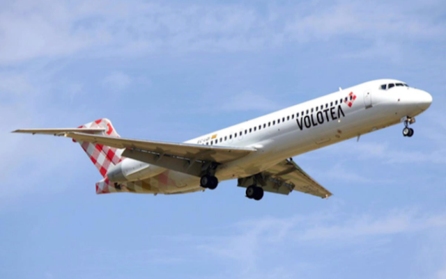 VOLOTEA OFFERS NEW SEATS IN ITS ROUTES UP TO MARCH 22ND 2018, A 33% INCREASE YEAR-ON-YEAR