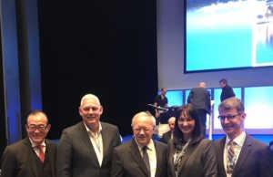 Η υπουργός Τουρισμού Έλενα Κουντουρά εκπροσώπησε την Ελλάδα στο World Tourism Forum στη Λουκέρνη της Ελβετίας